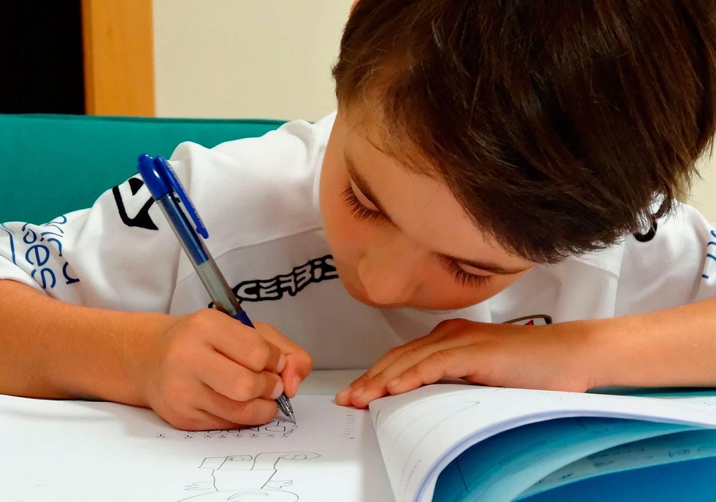 Terapia Visual y Dificultades de Aprendizaje