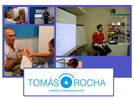 Curso Intro Terapia Visual Optometría Comportamental Tomás Rocha Formación