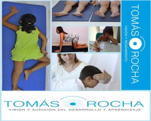 Curso Reflejos Primitivos Murcia Tomás Rocha