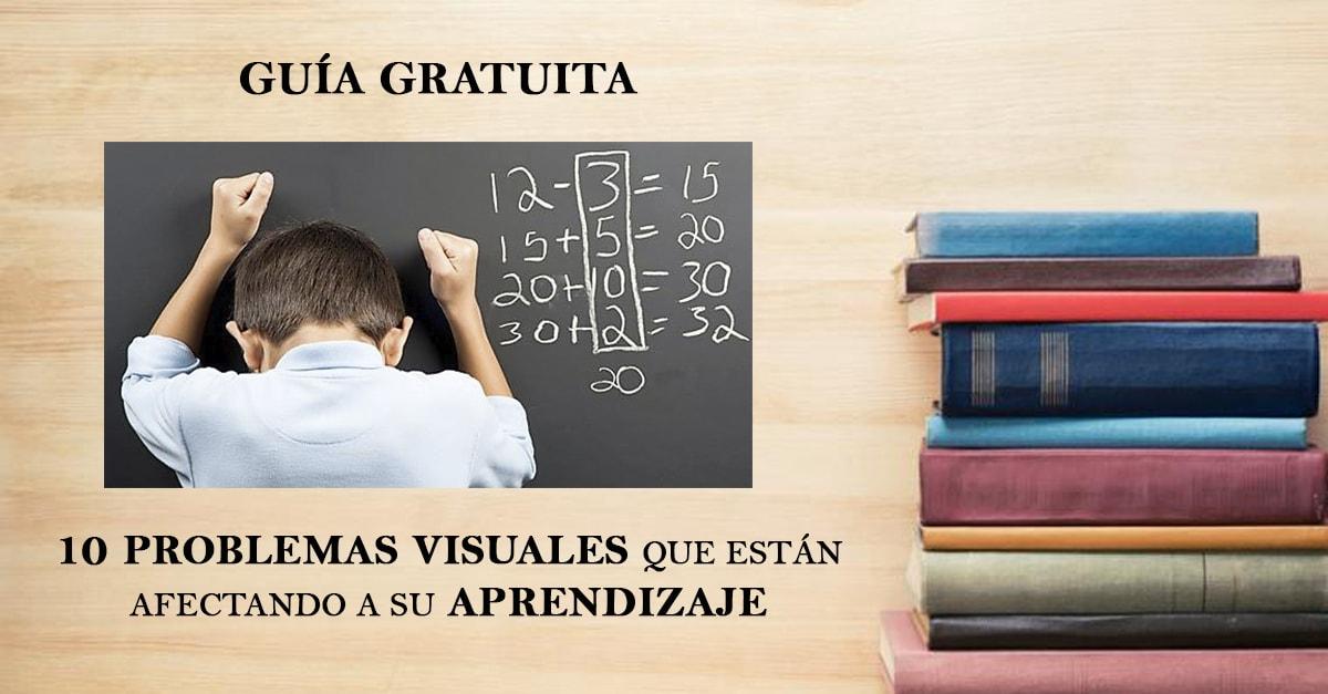 Guía de Aprendizaje para descartar un Problema Visual