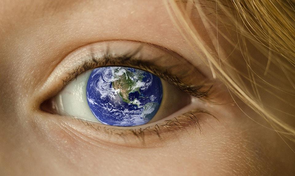El mundo, un freno a la visión