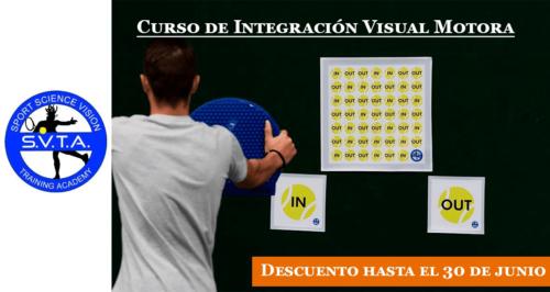 Curso S.V.T.A. de Integración Visual Motora