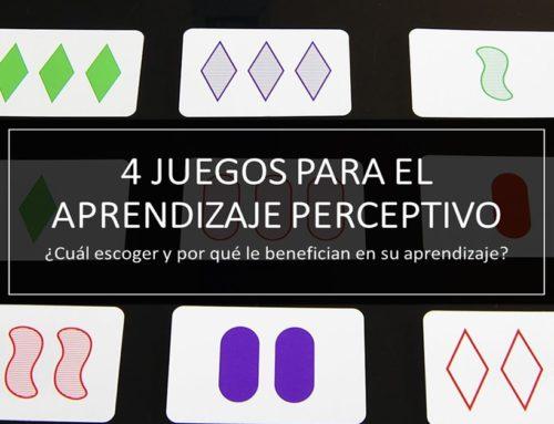 4 Juegos para el aprendizaje perceptivo de tu hijo