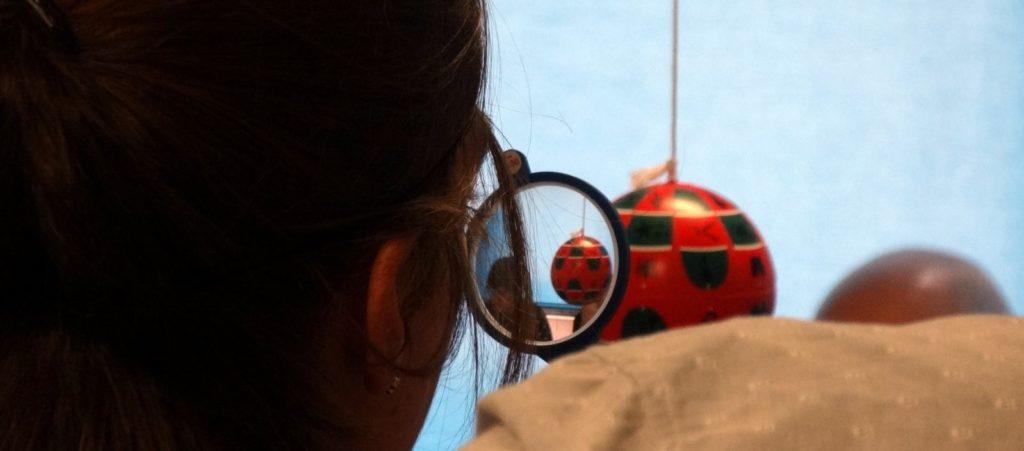 Terapia visual para problemas para enfocar
