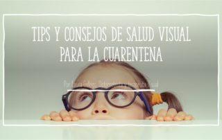 TIPS Y CONSEJOS VISUALES PARA ESTA CUARENTENA